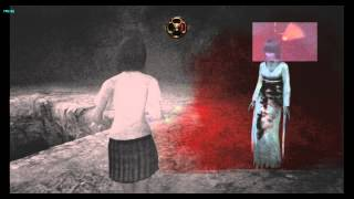 Fatal Frame 2: wii edition Sae hard boss fight + Dark return