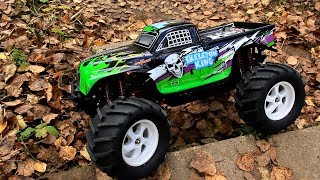 GIANT RC MONSTER TRUCK and Buggy Videos for kids