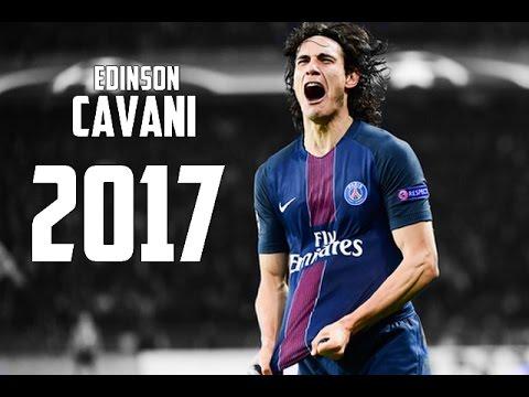 Edinson Cavani ● The Best Striker ● 2017