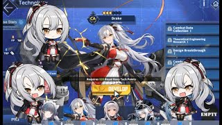 Azur Lane Season 2 - PRIORITY RESEARCH SEASON 3!