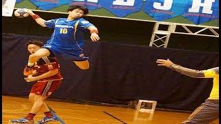 【ハンドボール】大崎電気VS豊田合成ゴールシーンまとめ【handball】