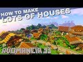 Minecraft survival how to build in survival minecraft expand your town avomancia 93 with avomance mp3