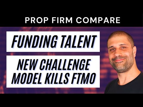 FTMO vs Funding Talent Challenge: Why FTMO is about to get destroyed by Funding Talent!!!