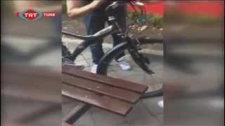 Bisikletiyle Uyuşturucu Satan Şüpheliye Suçüstü