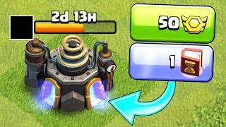 WHAT COULD THAT BE!? CRACK THE MYSTERY! - Clash Of Clans