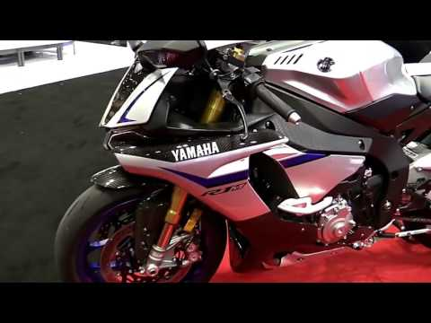 download 2017 Yamaha R1M Premium Rare Features Edition First Impression Walkaround HD