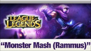 League of Legends - Monstermash Non-humanoid Team
