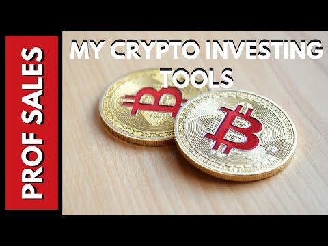Crypto Investing Challenge My Trading Tools