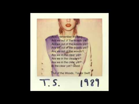 Taylor Swift - Literary Devices in 1989
