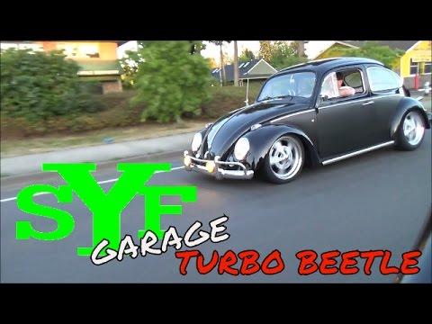 Turbo VW Bug