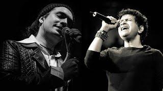 Tu Jo Mila Live by KK and Jubin Nautiyal  || KK Vs Jubin Nautiyal || Bajrangi Bhaijan || Salman Khan