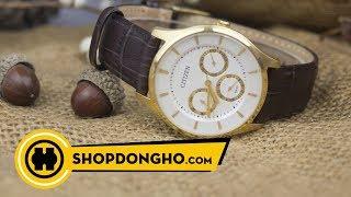 Review Đồng hồ | CITIZEN AG8353-05A | SHOPDONGHO.com
