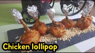 Chicken wings lollipop with ko…