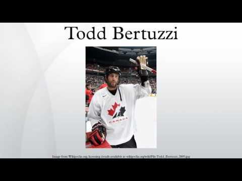Todd Bertuzzi