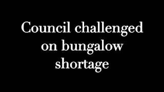 Shropshire Council Bungalow Shortage - [Your Voice May 2014]