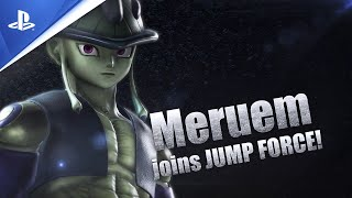 Jump Force | Meruem Trailer | PS4