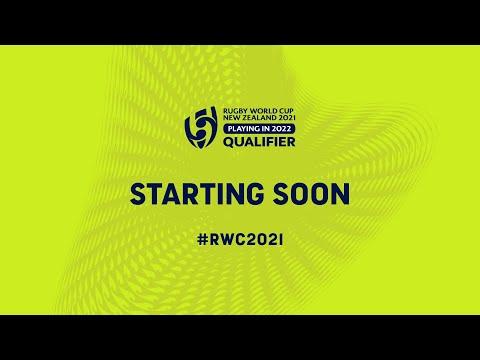 RWC 2021 EUROPEAN QUALIFIER - IRELAND v SCOTLAND (English Commentary)