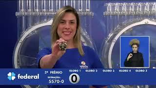 Loterias CAIXA | Federal 5570-0