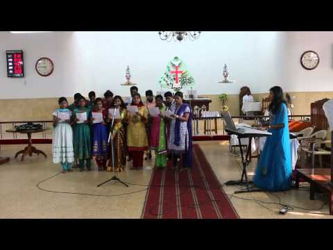 Smallwood Carols- Ring those Christmas Bells (Dec 2014), Nagercoil Christ Church.