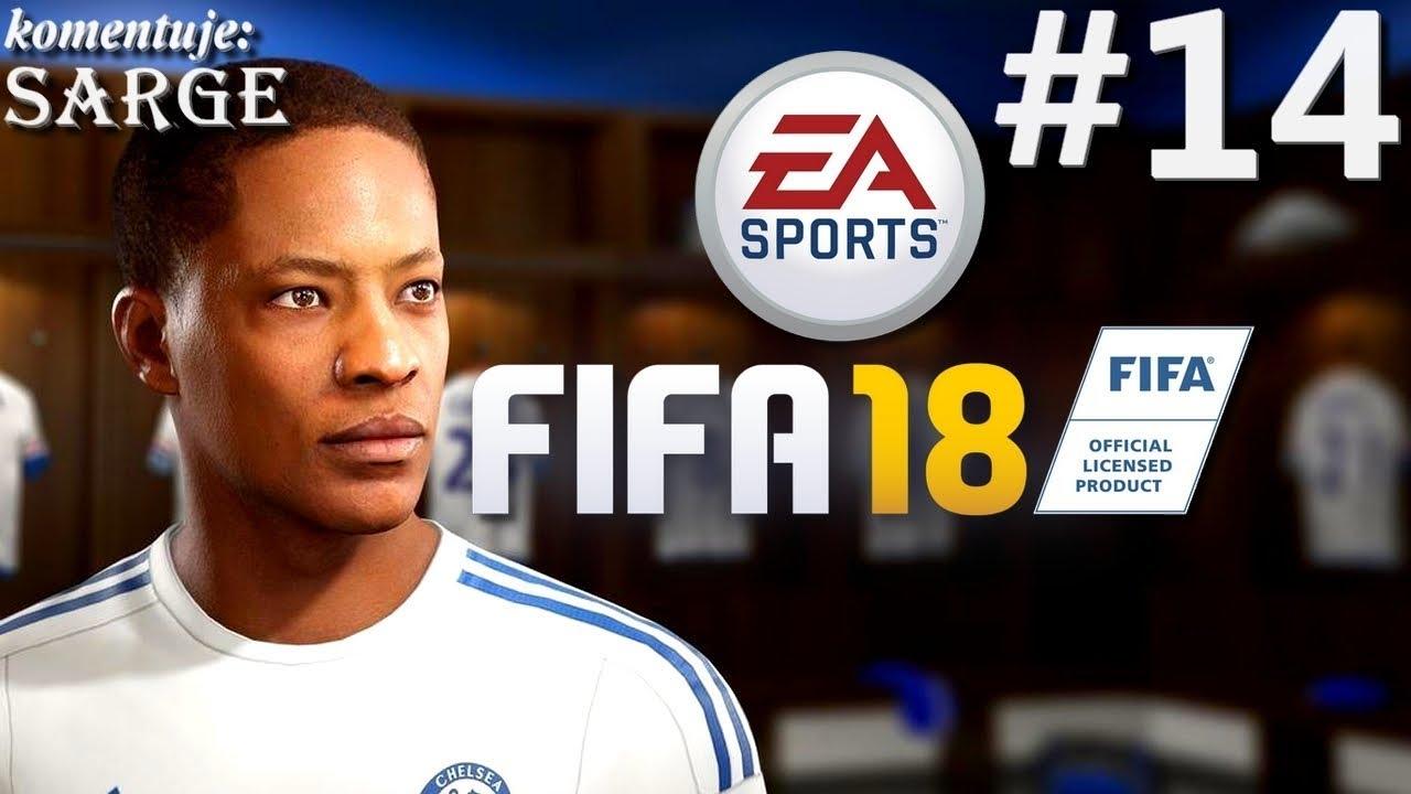 Zagrajmy w FIFA 18 [60 fps] odc. 14 – Wielki finał ligi MLS   Droga do sławy