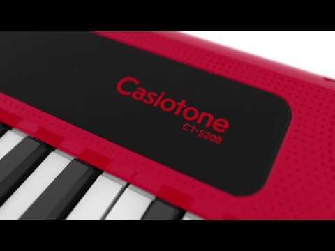 CASIO 카시오 전자키보드 CT-S200 CTS200 61건반 신모델 출시 / 카시오톤 / 카시오토네 / CASIOTONE