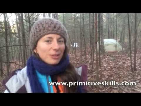 Why Maine Primitive Skills School for Survival and Bushcraft Training?