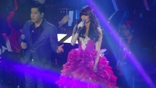 Martin Nievera & Anne Curtis - Without You/With Or Without You Mashup (3D Tatlong Dekada Concert!)