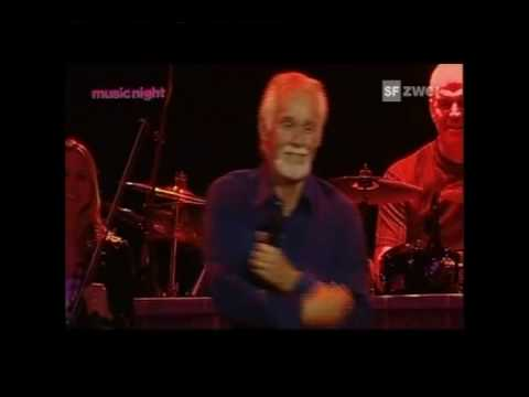 Kenny Rogers - Lucille LIVE