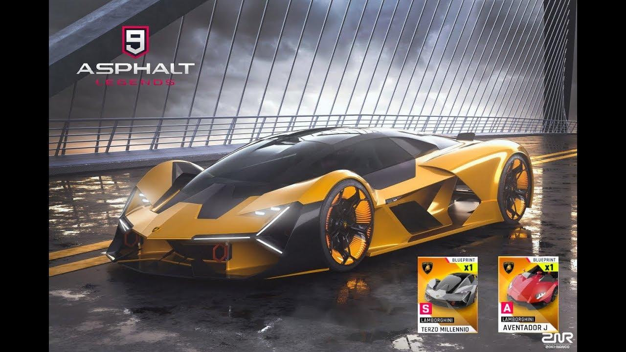 6000 Token Splurge On Lamborghini Car Packs Worth It Asphalt 9
