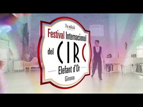 7th International Circus Festival Gold Elephant in Girona