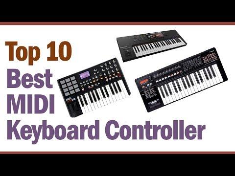 Best Midi Keyboard 2020.Best Midi Keyboard Controller 2019 2020 Top 10 Best Midi