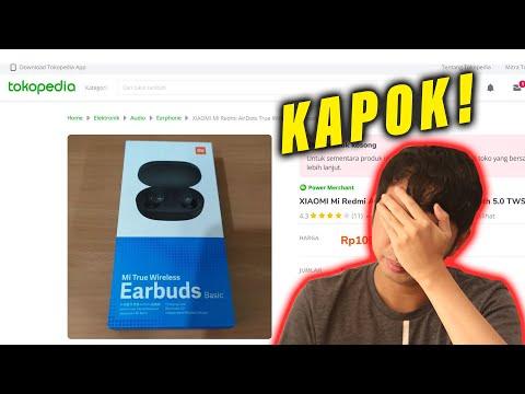 Kapok Komplain Retur Barang Di Tokopedia Youtube