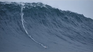 [ Mr One ] WORLDS BIGGEST WAVES EVER SURFED!