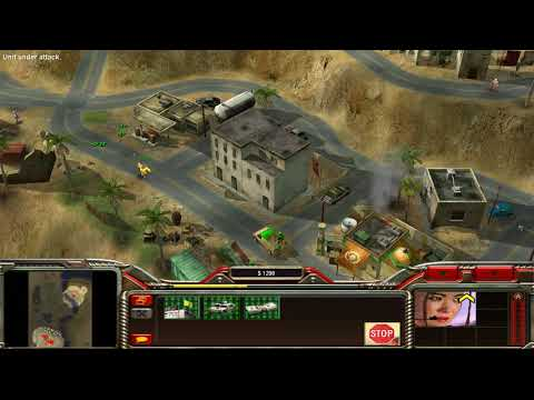 Command and Conquer: Generals - China 06