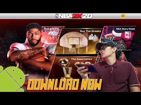 How To Download NBA 2K20 Mobile On Android + Bagong Channel
