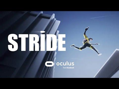 Stride - Official Oculus Quest Trailer