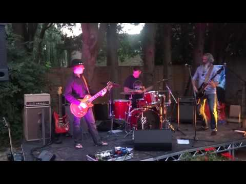 "Luke Doherty Band ""Hideaway"" live @ Dick Whittington Gloucester Blues Festival 2016"