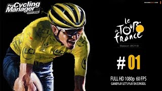 Estreno y Unboxing:  Pro Cycling Manager 2016 PCM  - Español ★Gameplay