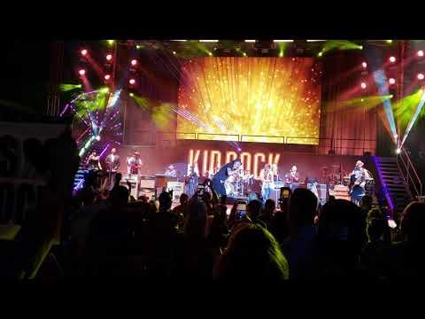 Kid Rock Fish Fry 10/06/2018  Kid Rock/*God Knows *