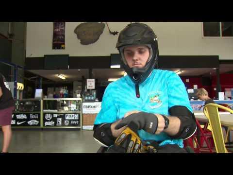 Tessa DiGrandi - Channel 9 Gold Coast intern video