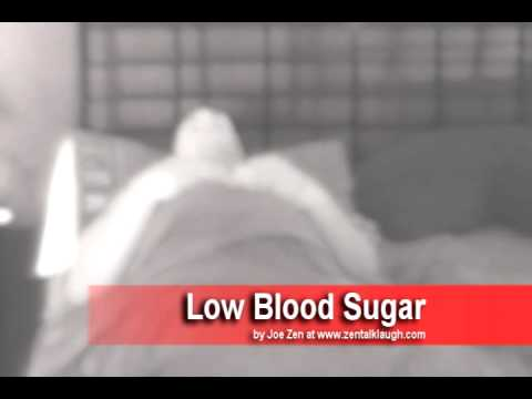 Type 1 Diabetes: Low Blood Sugar Coma