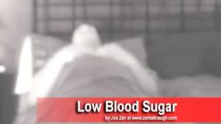 Type 1 Diabetes: Low Blood Sugar