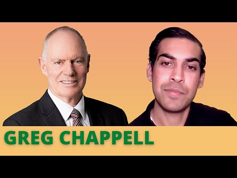 Greg Chappell - Captaining Australia, World Series Cricket, Underarm Ball, Ganguly / Coaching India