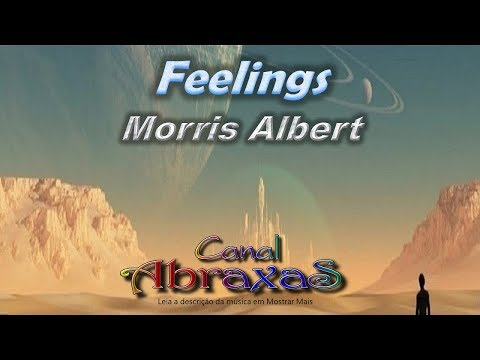 Morris Albert - Feelings - legenda dupla -  - 008