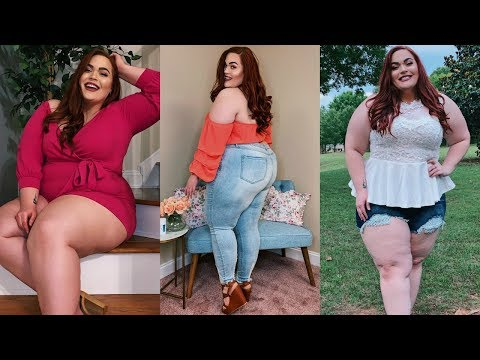 Size 18 Try-On Haul & Outfit Ideas   Plus Size Summer 2019 Lookbook ♡ Fashion to Figure. http://bit.ly/2KBtGmj
