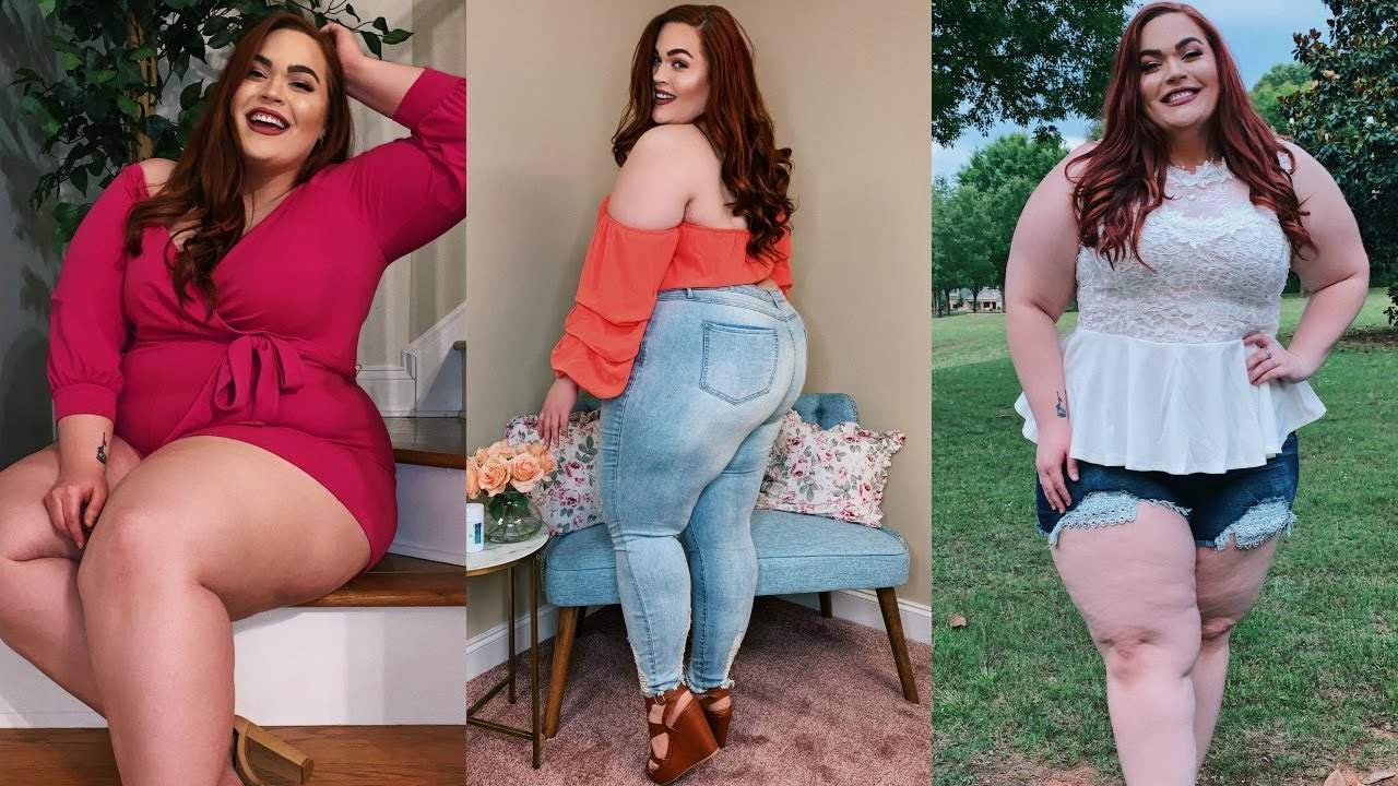 Size 18 Try-On Haul & Outfit Ideas | Plus Size Summer 2019 Lookbook ♡ Fashion to Figure 4