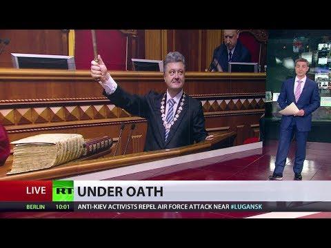 Poroshenko Promises: Already Broken?