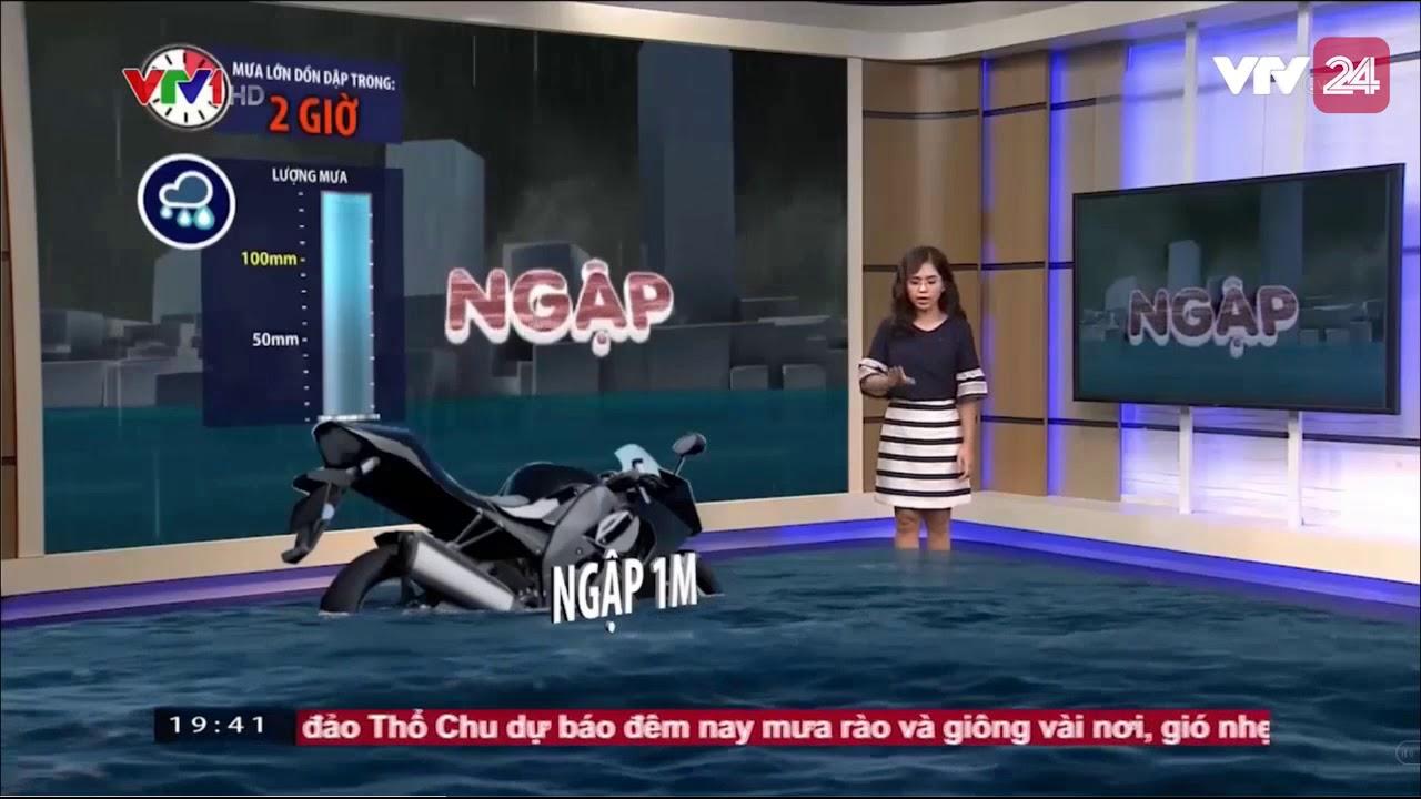 Hãy sẵn sàng với khả năng tái diễn ngập tại TP. Hồ Chí Minh – Tin Tức VTV24