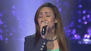 أميرة أبو زيد - اسأل روحك - مرحلة الصوت وبس – MBCTheVoice