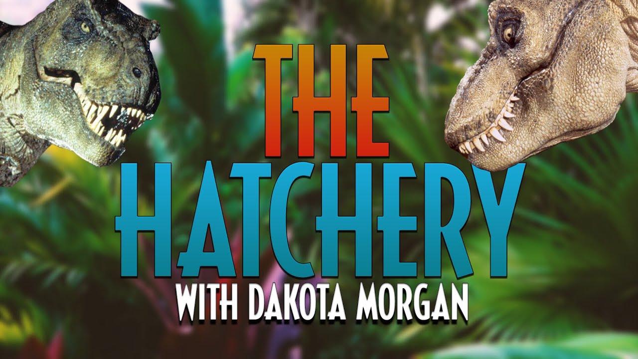 Tyrannosaurus Rex Animatronic   The Hatchery with Dakota Morgan   The Jurassic Park Podcast